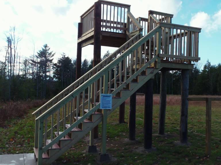 Archery Range Tower