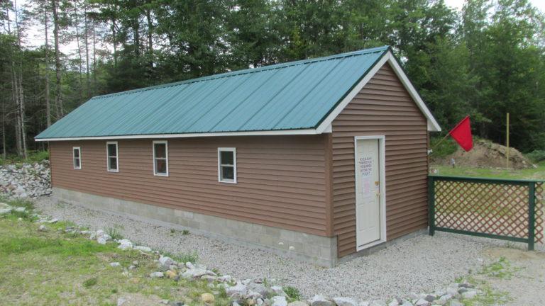 Our range building