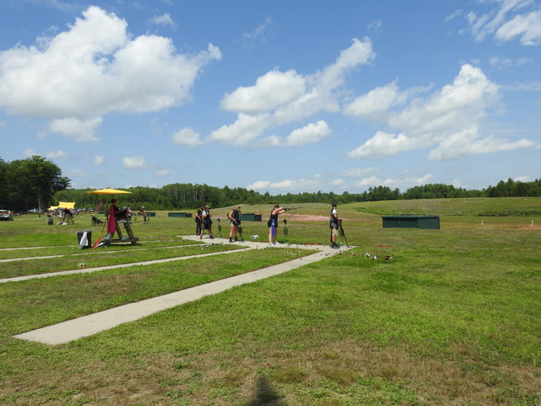 Sweeping 2018 Maine State Trap Shoot